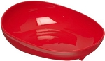 Red Ableware Scooper Dish