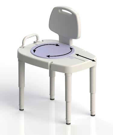 Rotate-Slide-Tub-Transfer-Bench