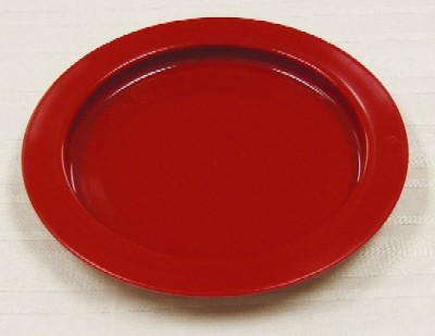 Red Inner Lip Plate :: Bright red color provides high ...