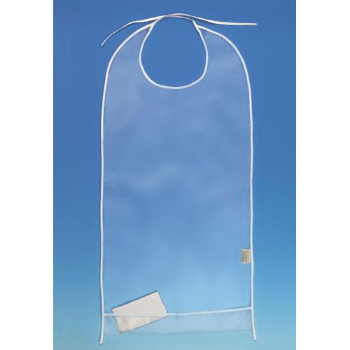 Clear-Adult-Eating-Bib-with-Cuff