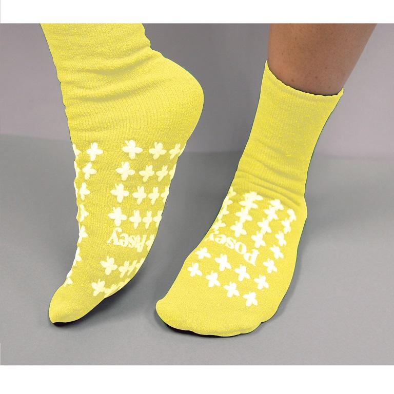 Posey Fall Management Non Slip Socks Gripper Socks