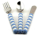 Gripables 3-piece Cutlery Set