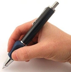 Weighted Pen with The Grip