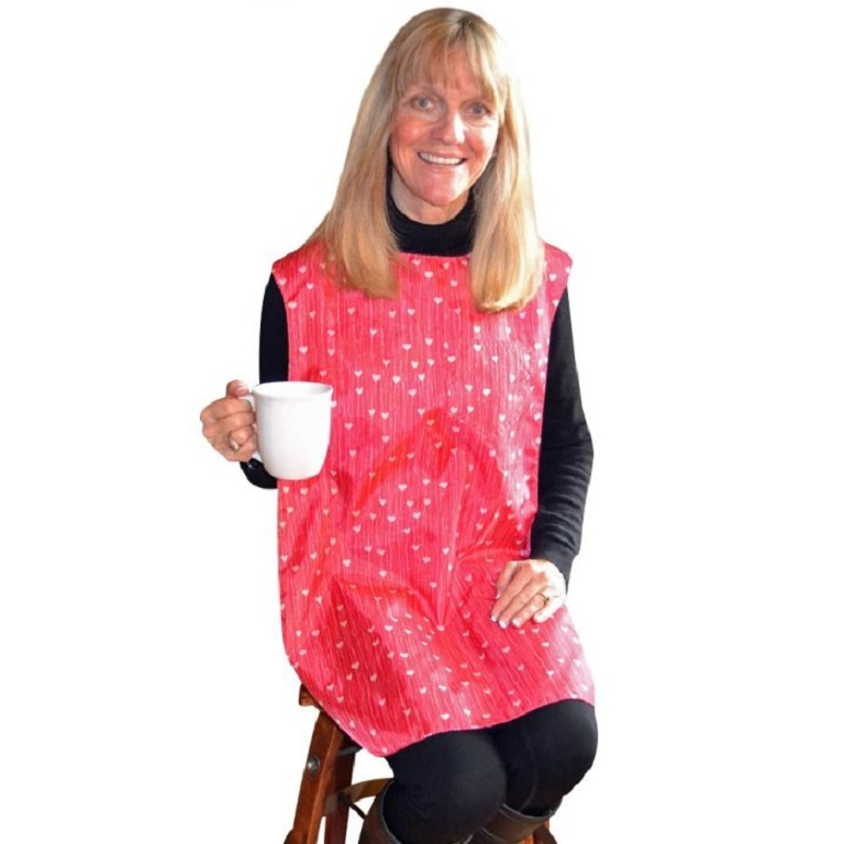 TidyTop-Dignified-Dining-Wear-Red
