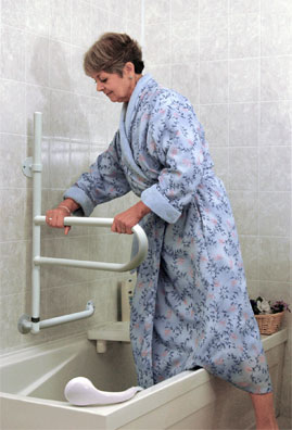 Bath and Shower Chairs for in home care of the elderly, stroke ...