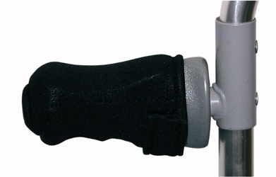 GelOvations Forearm Crutch Handle Covers
