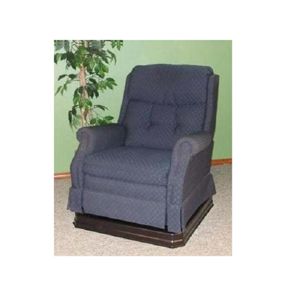 Little Boost Platform Recliner Chair Lift Makes Standing Easier