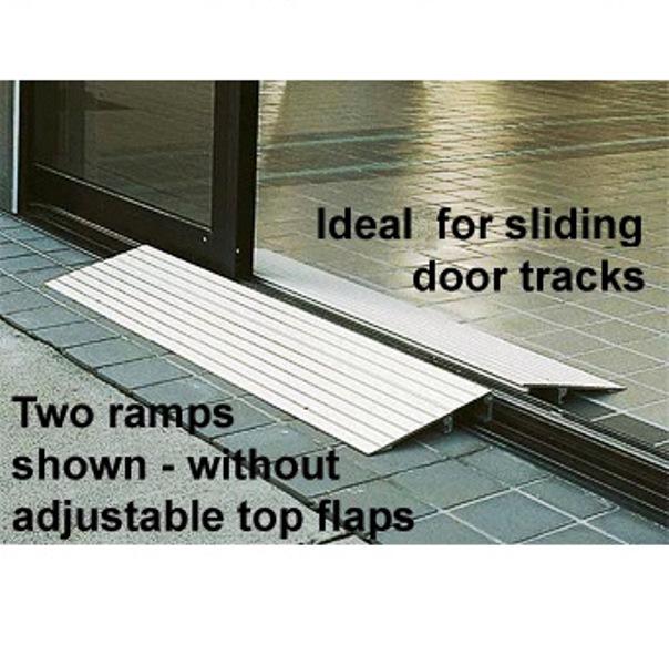 Ez access aluminum ramp 2 inch ramp for doorway thresholds planetlyrics Gallery