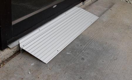 Ez Access Aluminum Ramp 1 Inch Threshold Ramp For