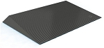 EZ-Access 1 1/2 inch Rubber Threshold Ramp with Beveled Sides