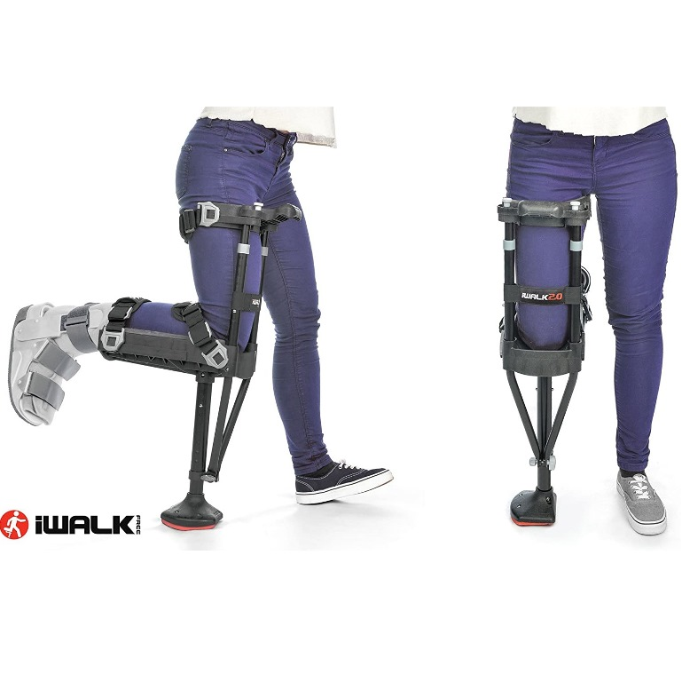 iWALK 2.0 Crutch Alternative