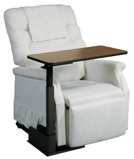 Drive Chair Assist Table with Right vertical post shown.  sc 1 st  Caregiver Products & Drive Chair Assist Table :: adjustable table for lift chairs