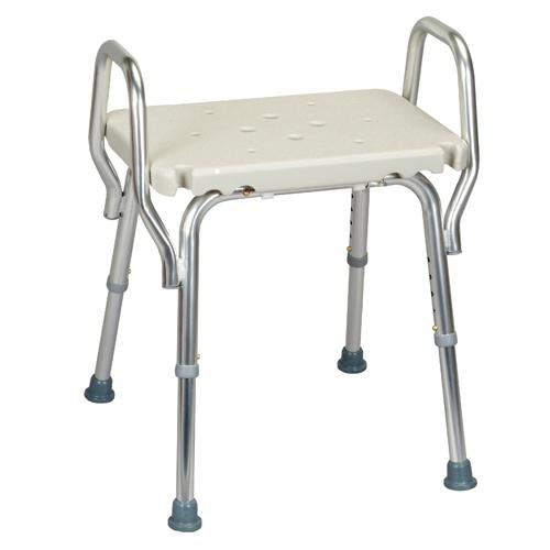 Snap N Save Shower Chair With Arm Rests
