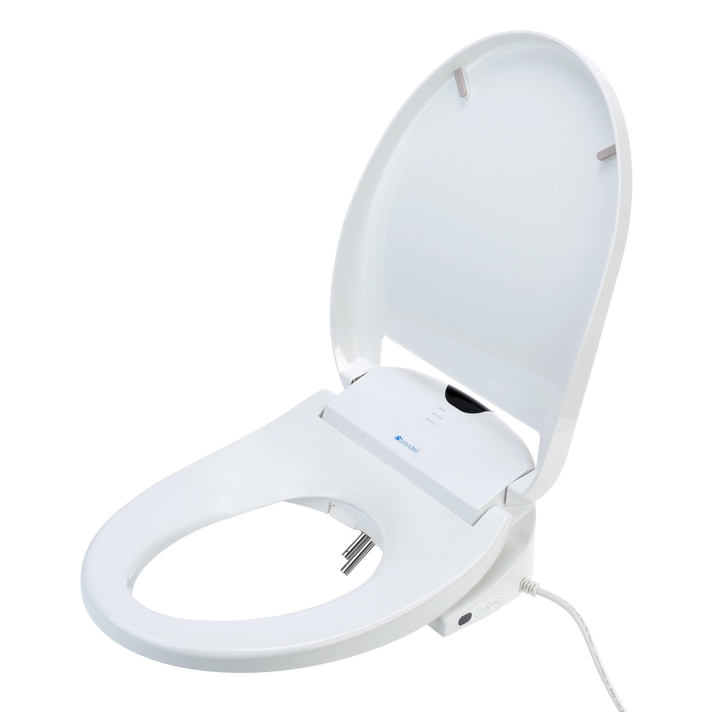 Round Brondell Swash 1000 :: hands free toilet