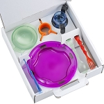 Saint Romain Easyeat Suitcase Tableware Set
