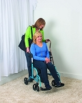 Juvo Mobi Folding Rollator & Transport Chair - Discontinued