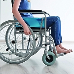 Wheelchair Brake Extensions 6 inch