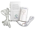 Sonic Alert Deluxe Wireless Doorbell Telephone Transmitter