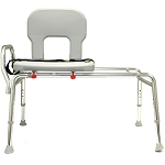 Bariatric Long Sliding Bath Transfer Seat