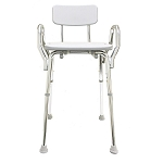Hip Chair Shower Chair with Armrests