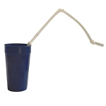 Extra Long Flexible Drinking Straws Package of 10