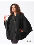 Janska Wellness Wear Pocket Cape