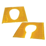 Akton Polymer Commode Pads