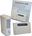 Safeguard Motion Wander Alarm