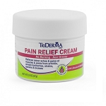 TriDerma MD Pain Relief Cream 2.0 oz Jar