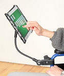 Mini Tablet Holder with Flexible Arm by Delta