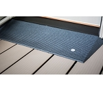 EZAccess TRANSITIONS 2-1/2 inch Angled Entry Mat