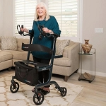 UpWalker Lite Upright Rolling Walker