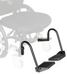 Revo Slim Line Daily Living Chair Foot Plates