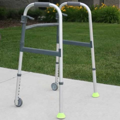 how to use a aheelia walker
