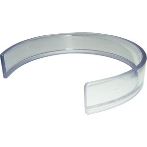 Extra Large Clear Plate Guard