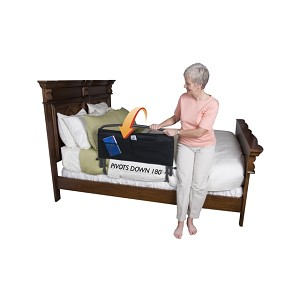 Standers 30 Inch Safety Bed Rail with Padded Pouch - Discontinued