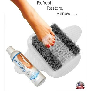 FootMate Foot Brush System