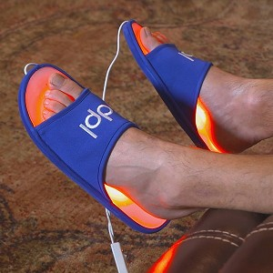 DPL LED Therapy Foot Slippers