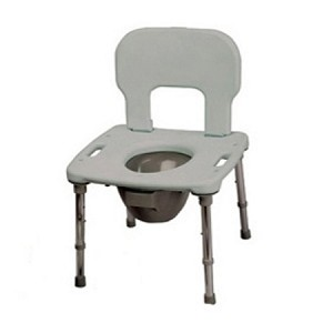 Bath One Shower Commode Chair - discontinued