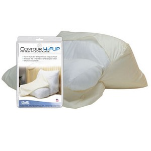 Contour Flip Pillow Cover