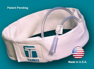 TUUBEZZ Feeding Tube Belt