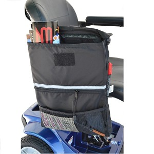 Extra Large Saddle Bag for Scooters