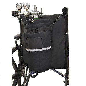 Diestco D Size Wheelchair Oxygen Tank Holder