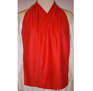 Red Cravaat Dining Scarf