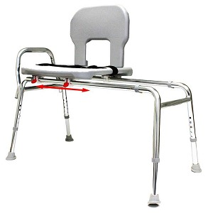 Bariatric Sliding Bath Transfer Seat - Discontinued