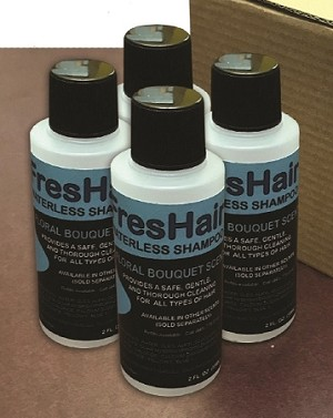 FresHair Waterless Shampoo Refills