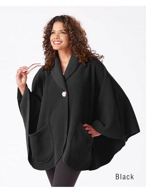 Janska Wellness Wear Pocket Cape - Discontinued