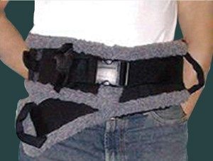 Safety Sure Sherpa Lined Transfer Belt