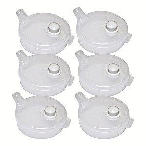 Independence Flow Control Lids : Bag of 6