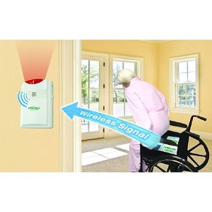 Smart Caregiver Cordless Alarm and Chair Pad